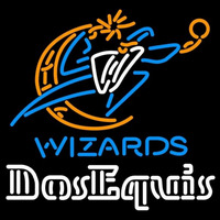 Dos Equis Washington Wizards NBA Beer Sign Neon Sign