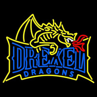 Drexel Dragons Neon Sign Neon Sign