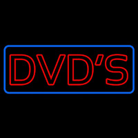 Dvds Border Neon Sign