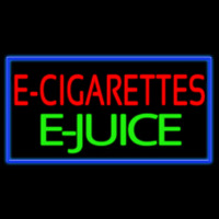 E Cigarettes E Juice Neon Sign