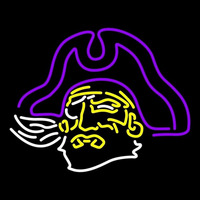 East Carolina Pirates Neon Sign Neon Sign