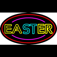 Easter 2 Neon Sign