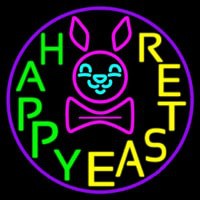 Easter 3 Neon Sign