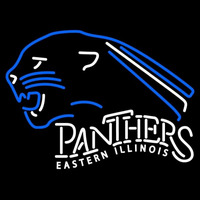 Eastern Illinois Panthers Neon Sign Neon Sign