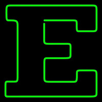 Eastern Michigan Eagles Alternate 0 Pres Logo NCAA Neon Sign Neon Sign