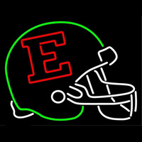 Eastern Michigan Eagles Helmet 0 Pres Logo NCAA Neon Sign Neon Sign