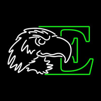 Eastern Michigan Eagles Neon Sign Neon Sign