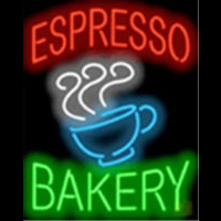 Espresso Bakery Diet Neon Sign