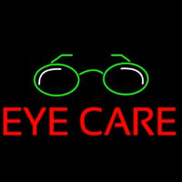 Eye Care Neon Sign