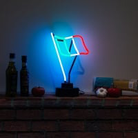 Flag Desktop Neon Sign
