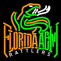 Florida Am Rattlers Neon Sign Neon Sign