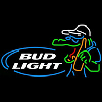 Florida Gators Bud Light Beer Sign Neon Sign