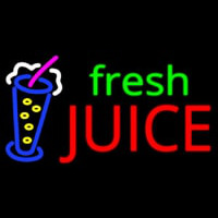 Fresh Juice Neon Sign