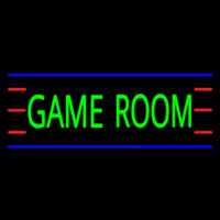 Gameroom Beer Real Neon Glass Tube Neon Sign