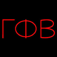 Gamma Phi Beta Neon Sign