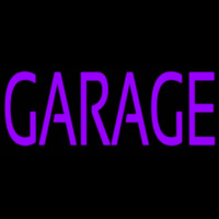 Garage Block Neon Sign