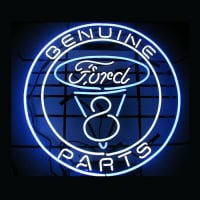 Genuine Ford Parts Neon Sign