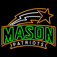 George Mason Patriots Neon Sign Neon Sign