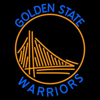Golden State Warriors NBA Logo Neon Sign Neon Sign