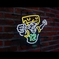 Green Bay Packers Fans    Neon Sign Neon Sign