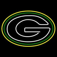 Green Bay Packers NFL Neon Sign Neon Sign