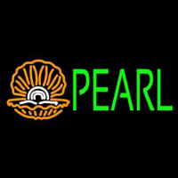 Green Pearl Neon Sign