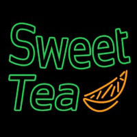 Green Sweet Tea Neon Sign