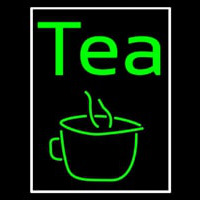 Green Tea Neon Sign