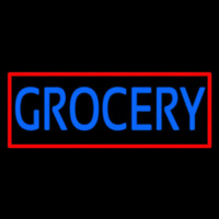 Grocery Neon Sign