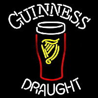 Guinness draught Neon Sign