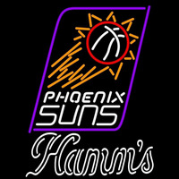 Hamms Phoenix Suns NBA Beer Sign Neon Sign