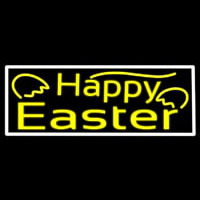 Happy Easter 5 Neon Sign