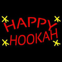 Happy Hookah Neon Sign