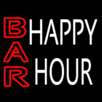 Happy Hour Bar Neon Sign