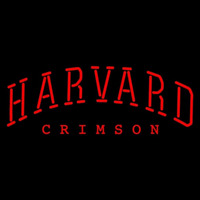 Harvard Crimson Wordmark 1956 Pres Logo NCAA Neon Sign Neon Sign