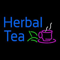 Herbal Tea Neon Sign