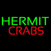 Hermit Crabs Neon Sign
