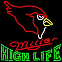 High Life Arizona Cardinals NFL Neon Sign Neon Sign