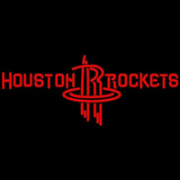 Houston Rockets NBA Neon Sign Neon Sign