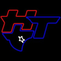 Houston Texans Alt Logo NFL Neon Sign Neon Sign