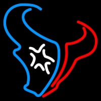 Houston Texans NFL Neon Sign Neon Sign