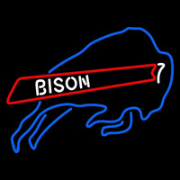 Howard Bison Primary 2002 Pres Logo NCAA Neon Sign Neon Sign