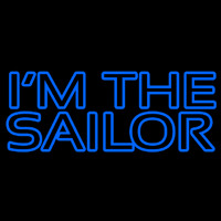 I Am The Sailor Neon Sign