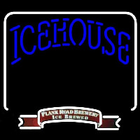 Icehouse Backlit Brewery Beer Sign Neon Sign