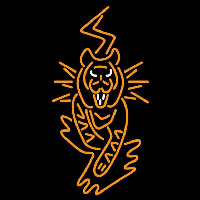 Idaho State Bengals Alternate 1997 Pres Logo NCAA Neon Sign Neon Sign