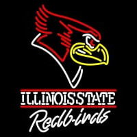 Illinois State Redbirds Primary Logo NCAA Neon Sign Neon Sign