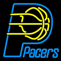 Indiana Pacers NBA Neon Sign Neon Sign