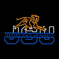 Jackson State Tigers Neon Sign Neon Sign