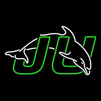 Jacksonville Dolphins Neon Sign Neon Sign