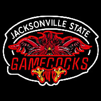 Jacksonville State Gamecocks Neon Sign Neon Sign